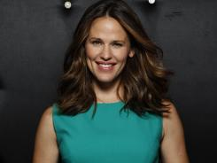 Jennifer Garner could relate to her maternal character in the movie 'The Odd Life of Timothy Green,' out Wednesday.