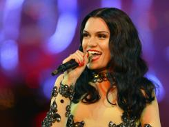 Jessie J performs Sunday in the closing ceremony of the Summer Olympics in London.
