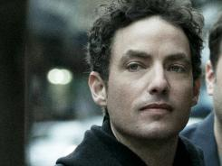 Jakob Dylan is back with The Wallflowers, and they're 'Glad All Over' on their new album.