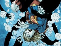 Kara Zor-El finds herself in deep trouble while seeking to find out how she ended up on Earth in the new issue of Supergirl.