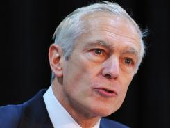 Former general Wesley Clark hosts 'Stars Earn Stripes,' a reality series that pairs celebrities with soldiers and sends them on military-style missions.