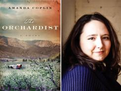 'The Orchardist' is Amanda Coplin's debut novel.