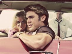 'The Paperboy' by Pete Dexter is one of the many books being adapted into films this fall. It stars Nicole Kidman, Zac Efron and Matthew McConaughey.