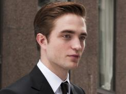 Robert Pattinson plays an amoral billionaire in 'Cosmopolis,' the latest film from David Cronenberg.