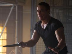 Jean-Claude Van Damme joins the cast of 'The Expendables 2' as bad guy Jean Vilain.