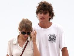 Taylor Swift, with Conor Kennedy in Hyannis Port, Mass., has quickly earned the affection of other members of the Kennedy clan.