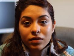 Cynthia Gallardo of Des Moines defied the odds and graduated from high school in May.