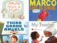 Send your kids back to school with 'Ralph Tells a Story,' 'Marco Goes To School,' 'Third Grade Angels' and 'My Teacher.'