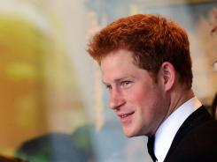 Prince Harry showed the world a different, um, side of himself after a wild weekend in Las Vegas.