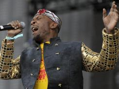 Reggae legend Jimmy Cliff's acoustic performance in an Airstream trailer at SXSW can be seen online.
