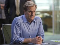 HBO's 'The Newsroom' airs its season finale Sunday, with Jeff Daniels as anchor Will McAvoy.