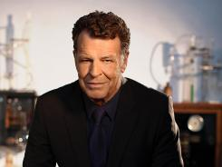 """It's a crying shame that science is still being seen as some dry, nerdish area whereas in fact it's really bloody exciting,"" says John Noble, 'Fringe' star and host of 'Dark Matters.'"