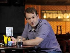 Comedian Mike Birbiglia turned a popular stand-up routine about his own bout with sleepwalking into a one-man off-Broadway show and now the movie 'Sleepwalk With Me,' which he stars in and directs.