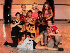 Which two dancers were sent home on 'SYTYCD'?