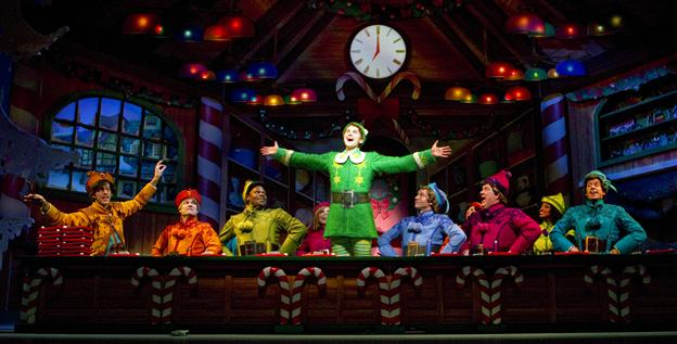 'Elf' returns to Broadway this November, along with the new 'A Christmas Story' musical.