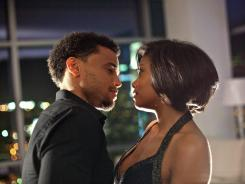 Ensemble rom-com 'Think Like a Man,' starring Michael Ealy and Taraji P. Henson, is this week's Platinum Pick.