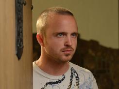 'Breaking Bad,' starring Aaron Paul as Jesse, takes a midseason break after tonight's episode.