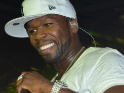 It's a 'New Day' for 50 Cent, from his upcoming album 'Street King Immortal.'