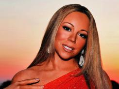 Mariah Carey is a new judge on 'American Idol' this season.