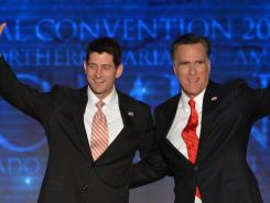 The final night of the Republican National Convention drew a combined 30.3 million viewers on 11 networks. That number is down 22% from John McCain's crowd of 38.9 million in 2008.