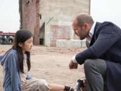 Catherine Chan and Jason Statham star in the action flick 'Safe,' this week's Platinum Pick.