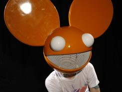 DeadMau5, he of the giant mouse head, is planning even bigger electronic dance spectacles.