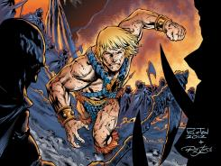 He-Man battles familiar foes in the new Masters of the Universe series from DC Comics.