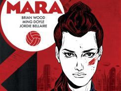 A world-famous volleyball player develops some unusual powers in Mara.