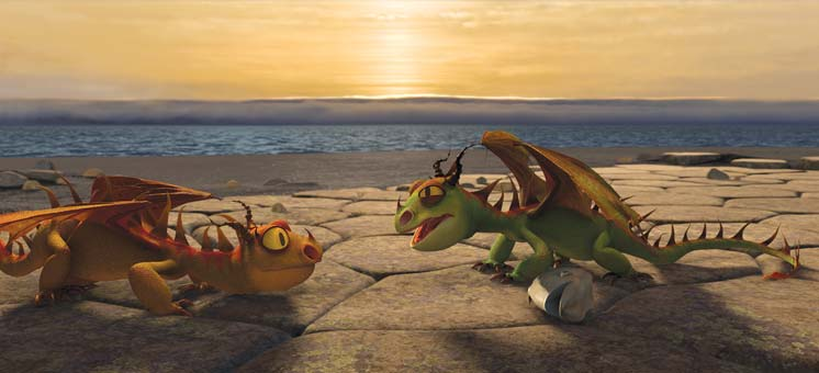 Book of Dragons, Stoker Class-Terrible Terror Monstrous Nightmare