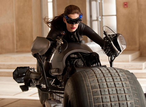 Catwoman 2012