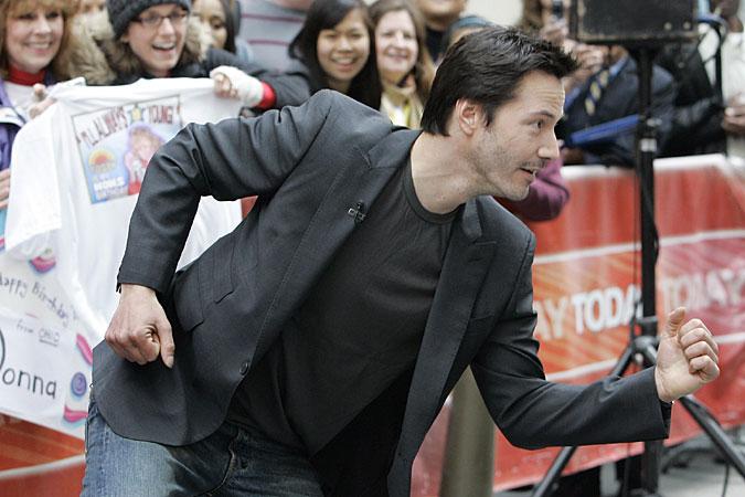Keanu Reeves Sister Kim Died 2009 Street kings star keanu reeves