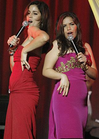 america ferrera hot pics. Ana Ortiz and America Ferrera