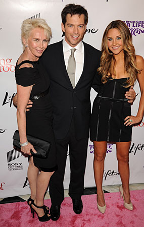 Harry Connick Jr Daughters Earthquake usgs california