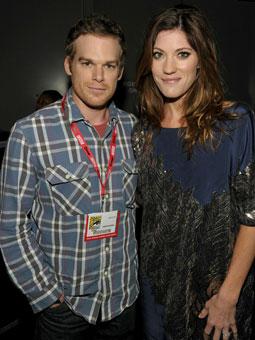Dexter co stars dating