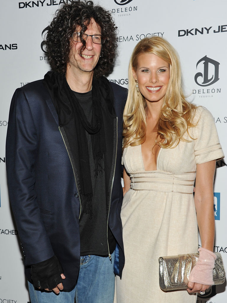 howard stern ex wife s...