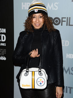 law order svu star tamara tunie...