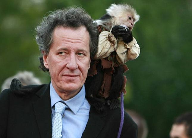 geoffrey rush young. Geoffrey Rush knows how to