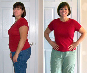Weight Loss Challenge: Carolyn Thurmond