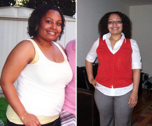 Weight Loss Challenge: Ebony Lugo