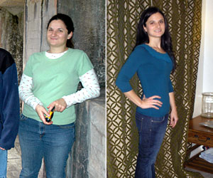 Weight Loss Challenge: Julie Murdock