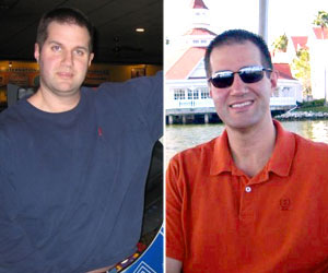 Weight Loss Challenge: Mitch Krzyzek