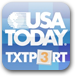USA TODAY text messaging app for Apple iPhone
