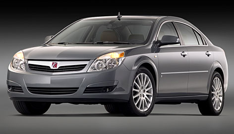 The 2007 Saturn Aura has crisp styling and a classy interior. And the higher power XR version has spirit, too. The base XE is not as impressive.