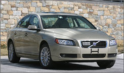 The Volvo S80 drives like a champ, with a powerful engine and a smooth transmission that prove you can buy a Volvo now for its powertrain, rather than in spite of it. The interior is gorgeous, with great seats.