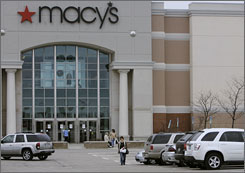Federated says 90% of its sales come from Macy's.