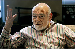 "Sam Zell earned the nickname ""the grave dancer"" for buying assets others thought worthless."