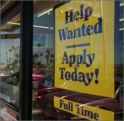 A new survey suggests that the job market will soften somewhat.