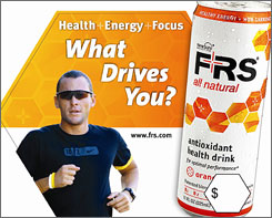 Lance Armstrong is spokesman and part-owner of New Sun Nutrition.