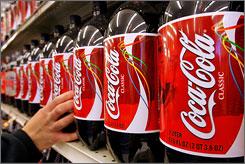 A SunTrust predecessor helped bring Coca-Cola to the stock market.