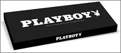 Playboy is launching a line of chocolate bars.